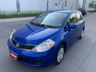 Used 2010 Nissan Versa 5dr HB I4 1.8 for sale in Mississauga, ON