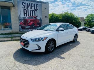 Used 2017 Hyundai Elantra 4DR SDN for sale in Barrie, ON