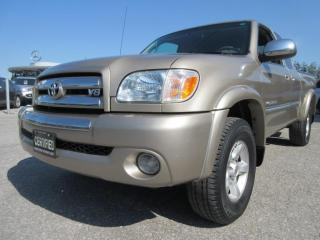Used 2005 Toyota Tundra V8 4WD for sale in Newmarket, ON