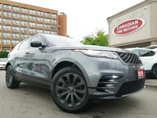 Used 2019 Land Rover Range Rover Velar CLEAN CARFAX | R-DYNAMIC SE | DIESEL | NAVI | CAM | PANO | for sale in Scarborough, ON