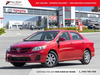 Used 2011 Toyota Corolla for sale in Toronto, ON