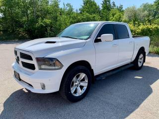 Used 2015 RAM 1500 SPORT | CREW CAB | 4X4 | NAVI | ALPINE SOUND | SUNROOF | for sale in Barrie, ON