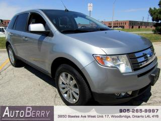 Used 2007 Ford Edge SEL Plus FWD for sale in Woodbridge, ON