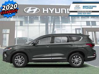 Used 2020 Hyundai Santa Fe 2.4L Preferred AWD  - $251 B/W for sale in Brantford, ON