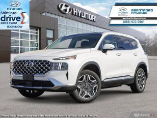 New 2021 Hyundai Santa Fe Hybrid Luxury AWD  - $261 B/W for sale in Brantford, ON