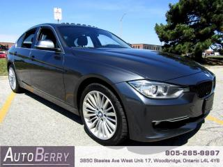 Used 2013 BMW 3 Series 328i xDrive Sedan Accident Free! for sale in Woodbridge, ON
