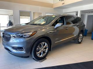 New 2021 Buick Enclave Avenir AWD for sale in Roblin, MB
