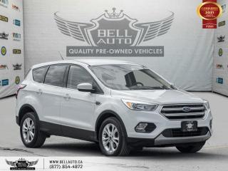 Used 2017 Ford Escape SE, 4WD, RearCam, NoAccident, Bluetooth, Heated Seats for sale in Toronto, ON