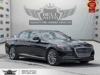 Used 2016 Hyundai Genesis Sedan Technology, AWD, Navi, RearCam,B.spot, Pano for sale in Toronto, ON
