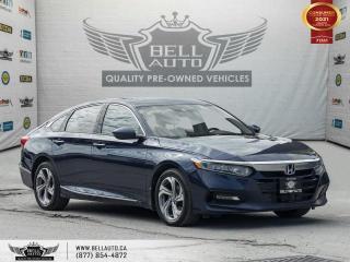 Used 2019 Honda Accord Sedan EX-L, RearCam, SunRoof, NoAccident, Bluetooth for sale in Toronto, ON
