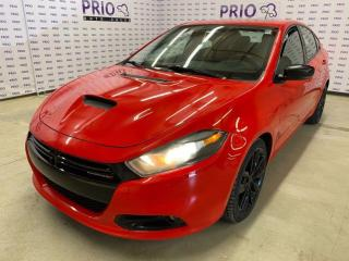 Used 2016 Dodge Dart GT Sport for sale in Ottawa, ON