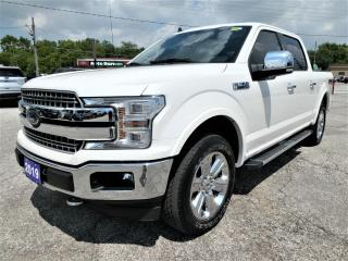 Used 2019 Ford F-150 LARIAT 2.7 | Cooled Seats | Navigation | Panoramic Roof for sale in Essex, ON