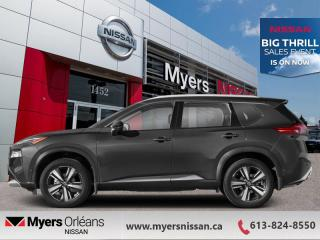 New 2021 Nissan Rogue Platinum  -  Navigation -  Leather Seats - $296 B/W for sale in Orleans, ON