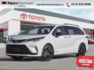 New 2021 Toyota Sienna XSE 7-Passenger  - Sunroof - $302 B/W for sale in Ottawa, ON