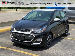 New 2021 Chevrolet Spark LT  - Sunroof for sale in Orleans, ON