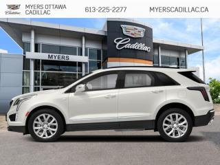 New 2021 Cadillac XT5 Sport  - Sunroof - Navigation for sale in Ottawa, ON