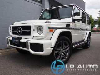 Used 2015 Mercedes-Benz G-Class G 63 AMG 4dr All-wheel Drive for sale in Richmond, BC