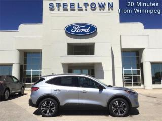 New 2021 Ford Escape SE AWD for sale in Selkirk, MB