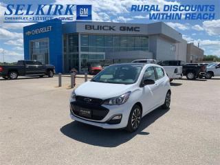 New 2021 Chevrolet Spark LT for sale in Selkirk, MB