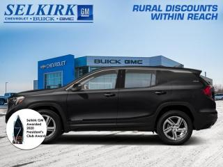New 2021 GMC Terrain SLE  - Power Liftgate for sale in Selkirk, MB