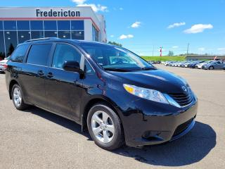 Used 2017 Toyota Sienna LE for sale in Fredericton, NB
