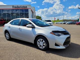 Used 2017 Toyota Corolla CE for sale in Fredericton, NB