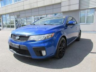 Used 2010 Kia Forte Koup 2.4L SX for sale in Mississauga, ON