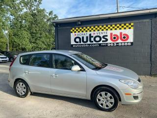 Used 2010 Hyundai Elantra Touring for sale in Laval, QC
