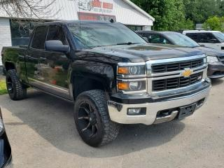 Used 2014 Chevrolet Silverado 1500 LTZ for sale in Barrie, ON