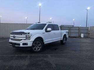 Used 2019 Ford F-150 Lariat FX4 CREW 4WD for sale in Cayuga, ON