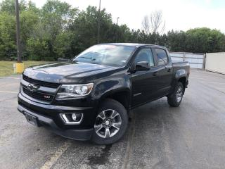 Used 2019 Chevrolet Colorado Z71 DIESEL CREW 4WD for sale in Cayuga, ON