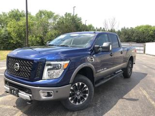 Used 2017 Nissan Titan XD PRO-4X 4WD DIESEL for sale in Cayuga, ON
