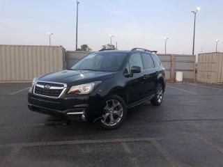 Used 2017 Subaru Forester LIMITED AWD for sale in Cayuga, ON