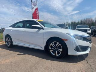 Used 2017 Honda Civic LX for sale in Summerside, PE
