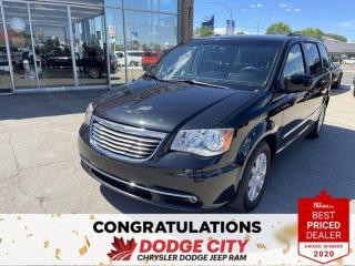 Used 2013 Chrysler Town & Country Touring-DVD,Heated Seats, Backup Camera for sale in Saskatoon, SK