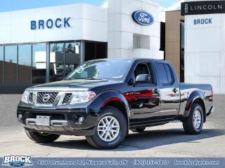 Used 2017 Nissan Frontier SV for sale in Niagara Falls, ON