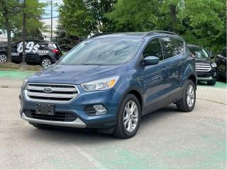 Used 2018 Ford Escape SE for sale in Mississauga, ON