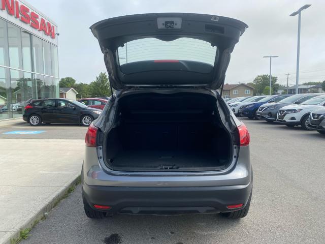 2018 Nissan Qashqai SL Platinum