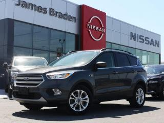 Used 2018 Ford Escape SE for sale in Kingston, ON