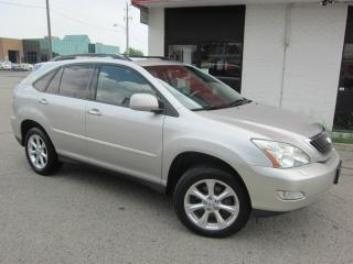 Used 2008 Lexus RX 350 Premium Package $10,995+HST+LIC FEE / CLEAN CARFAX / CERTIFIED / ALL WHEEL DRIVE for sale in North York, ON