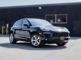 Used 2018 Porsche Macan Premium Package Plus I Navigation I BackUP for sale in Toronto, ON