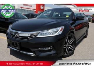 Used 2017 Honda Accord Touring | Automatic | Navigation for sale in Whitby, ON