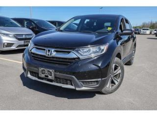 Used 2017 Honda CR-V LX | CVT | Android Auto/Apple CarPlay for sale in Whitby, ON