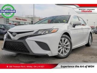 Used 2018 Toyota Camry L | Automatic for sale in Whitby, ON