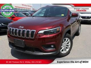 Used 2019 Jeep Cherokee North   Automatic for sale in Whitby, ON