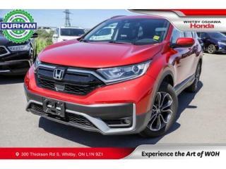 Used 2020 Honda CR-V EX-L | CVT | Power Moonroof for sale in Whitby, ON
