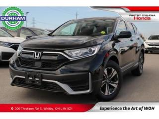 Used 2020 Honda CR-V LX 2WD   CVT   Android Auto/Apple CarPlay for sale in Whitby, ON
