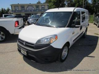 Used 2015 RAM ProMaster City CARGO MOVING TRADESMEN-EDITION 2 PASSENGER 2.4L - 4 CYL.. SHELVING AREAS.. SLIDING MIDDLE DOORS.. AUX/USB INPUT.. KEYLESS ENTRY.. for sale in Bradford, ON