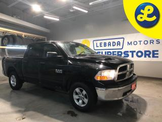 Used 2013 RAM 1500 Crew Cab 4X4 * 5.7L Hemi * 6 Passenger * Cruise Control * Steering Wheel Controls * Hands Free Calling * Navigation * AM/FM/CD/Aux/USB * Automatic Fr for sale in Cambridge, ON