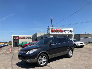 Used 2008 Hyundai Veracruz AWD - 7 PASS - SUNROOF - LEATHER for sale in Oakville, ON